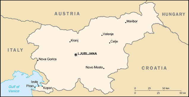 Slovenia Facts & Figures   Think Slovenia