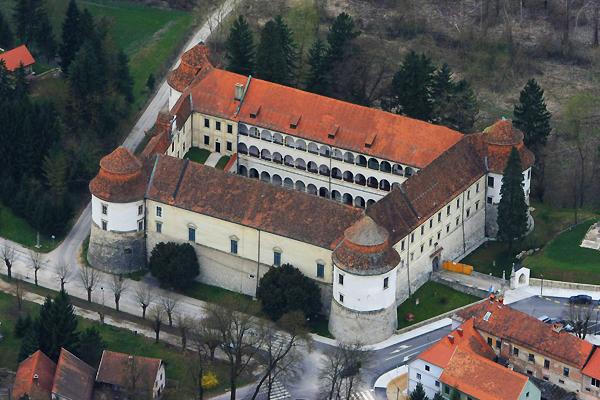 Brežice Castle Think Slovenia